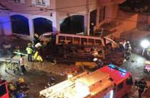 В Лиссабоне 28 человек пострадали из-за схода трамвая с рельсов