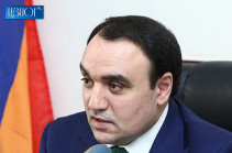 Artur Baghdasaryan leaves active politics, to return only at people's wish