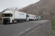 Ստեփանծմինդա – Լարս ավտոճանապարհը բաց է տրանսպորտային բոլոր միջոցների համար