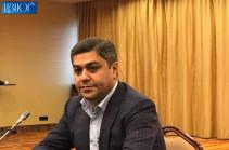 """Сын Роберта Кочаряна проходит в качестве свидетеля по делу о приобретении гостиницы """"Конгресс"""" в Ереване"""