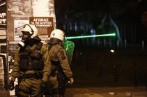 Հունաստանի Skai հեռուստաալիքի շենքի մոտ հզոր պայթյուն է որոտացել