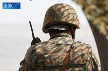 Artsakh Defense Army serviceman receives gun wound to eye, condition extremely grave