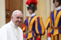 Папе Римскому Франциску исполнилось 82 года