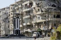 В новом районе Алеппо построят более ста домов за четыре года