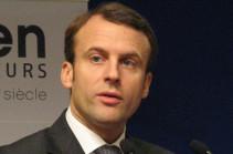 Մակրոնը «դեղին բաճկոնների» խնդրի պատճառով չեղարկեց ելույթը Ֆրանսիայի արտաքին քաղաքականության շուրջ