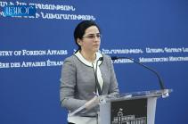 Լաբորատորիաները Հայաստանինն են և կրում են քաղաքացիական բնույթ. ՀՀ ԱԳՆ