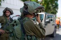 Իսրայելցի զինվորականներն Արևմտյան ափին ձերբակալել են հետախուզվող 24 պաղեստինցու
