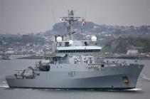 Բրիտանական հետախուզական նավը մտել է Սև ծով