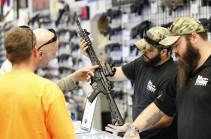 Уровень смертности из-за огнестрельного оружия в США достиг 50-летнего максимума