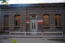 Փլուզվել  է Արամի 23 հասցեում գտնվող պատմամշակութային հուշարձան հանդիսացող շենքի պատը