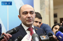 Bright Armenia faction head offers NSS and Police to be turned into a ministry