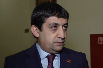 My Step faction MP says military industrial revolution kicked off in Armenia