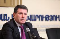 Принято решение об аресте Арама Арутюняна, он объявлен в розыск