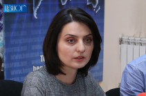 Zaruhi Batoyan dismissed from deputy labor and social affairs minister's post