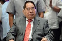 Умер самый богатый человек Филиппин