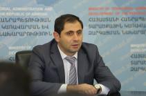 Սուրեն Պապիկյանը նշանակվել է ՀՀ Տարածքային կառավարման և զարգացման նախարար