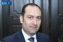 Artak Zeynalyan to keep his post