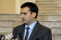 Hakob Arshakyan – Transport, Communication and IT minister