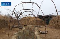 Азербайджан за неделю нарушил режим перемирия около 180 раз - Минобороны Карабаха
