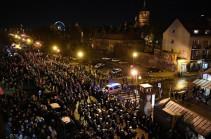 Հազարավոր լեհեր մասնակցել են Գդանսկի սպանված քաղաքապետի հուղարկավորությանը