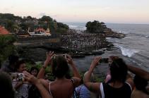 На Бали планируют ввести налог для туристов