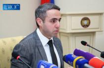 Заместитель главы Следственного комитета Армении уволился с должности