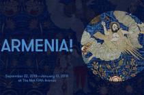 Նյու Յորքի Մետրոպոլիտան թանգարանում «Armenia!» ցուցահանդեսը ունեցել է ռեկորդային 250 000 այցելու