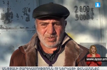 "Armenia's Public TV describes Artsakh conflict ""territorial dispute"", seems to start preparing people for peace"
