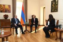 Արմեն Սարգսյանը համոզմունք է հայտնել, որ հայ-եգիպտական փոխշահավետ գործակցությունը շարունակական կլինի