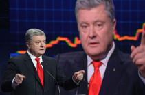 Պորոշենկոն ուկրաինացիներին ավելի լավ կյանք է խոստացել երեք տարի անց