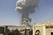 Two explosions hit Yemeni capital Sanaa: Alarabiya TV