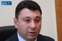"In authoritarian countries ""pashinyans"" do not appear in NA, moreover, they do not become PMs: Sharmazanov"