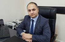 Министр сельского хозяйства Армении назначен заместителем министра