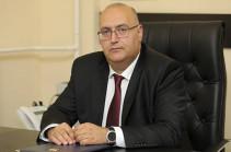 Гарегин Баграмян назначен первым заместителем главы Минэнерго Армении