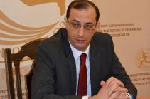 Габриел Казарян назначен первым заместителем министра спорта Армении