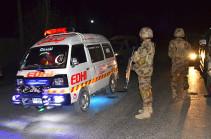 Պակիստանում ռազմական ինքնաթիռ է կործանվել