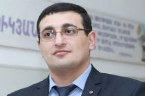 С удовольствием принял предложение – Зограб Еганян назначен советником Артура Ванецяна