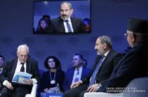 Հայաստանում լրատվությունն այժմ ազատ է, քան երբևէ, բայց ոչ բոլոր լրագրողներն են համաձայն ինձ հետ. Փաշինյան