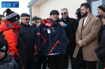 Ski center opens in Armenia's Ashotsk to promote and encourage healthy lifestyle