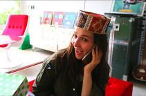 Թե ինչպես հայ երկրպագուն Նատալիա Օրեյրոյին հայերեն սովորեցրեց և պատմեց Հայաստանի մասին. տեսանյութ