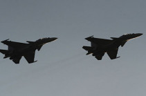 Armenia, Russia sign contract on purchase of Russian SU-30SM fighter aircraft