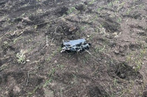 First parameters of crashed SU-25 fighter's black box decoded