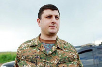 """Food revolution"" took place in Defense Army still in 2007: Tigran Abrahamyan"