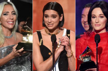 Dua Lipa, Lady Gaga and Kacey Musgraves dominate Grammys