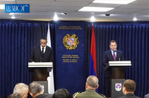 Armenia, Cyprus to cooperate in 15 sectors: Armenia's DM