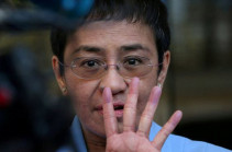 Head of Philippines news site Rappler arrested