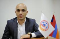Արթուր Ազարյանը՝ Եվրոպա Լիգայի փլեյ-օֆֆ փուլի հանդիպման պատվիրակ