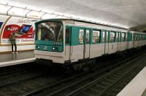 Нападение с применением кислоты произошло в парижском метро