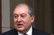 Nagorno-Karabakh conflict may be very dangerous if not managed right: Armenian president