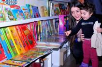 Թումանյանի ծննդյան 150-ամյակի շրջանակում կանցկացվի «Մանկապատանեկան գրքի երևանյան» 15-րդ հոբելյանական ցուցահանդես-վաճառքը